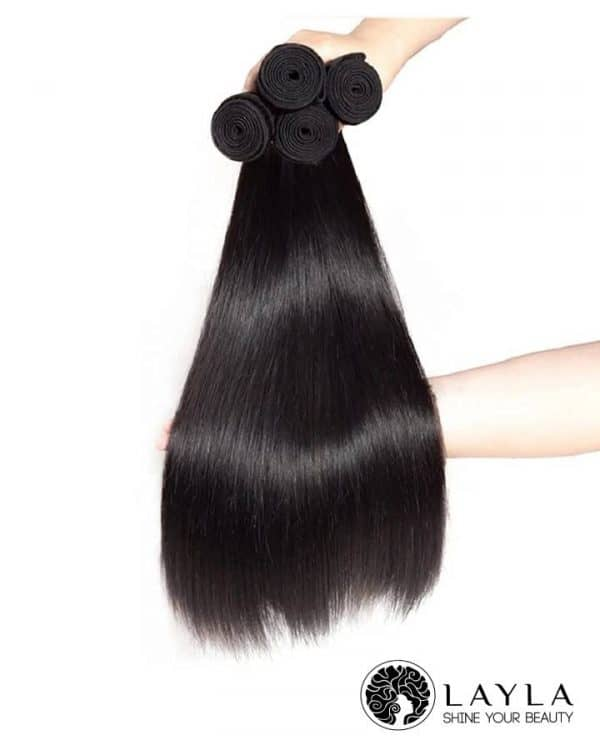 Vietnamese Double Weft Human Hair Extensions