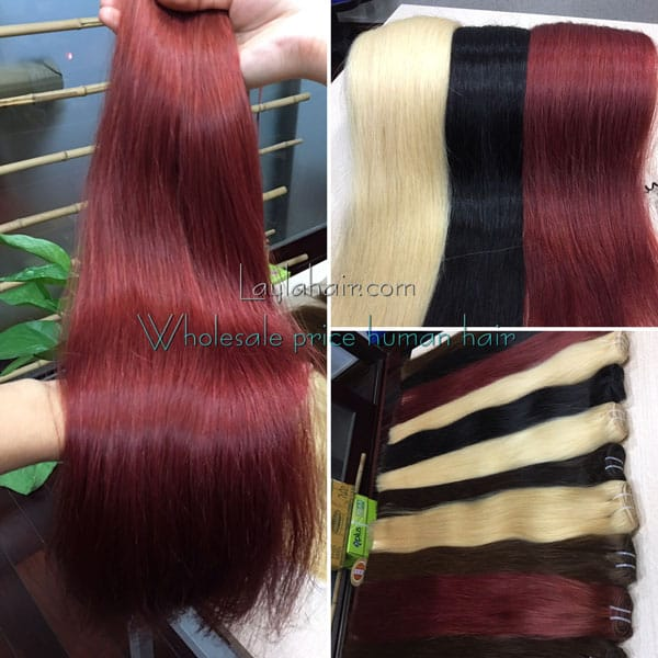 laylahair-real hair extensions