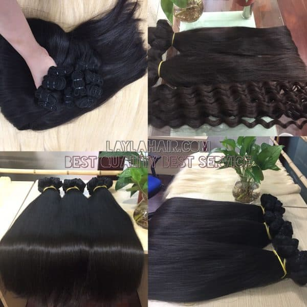 Vietnam remy hair is the most hair