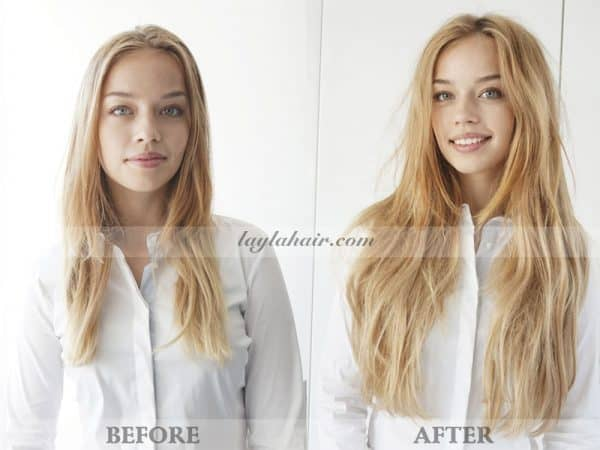 14-inch-weave-curly-hair-extensions-before-and-after-laylahair