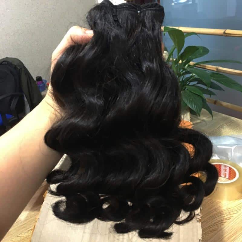8 inch Weave Cambodian Hair Extensions