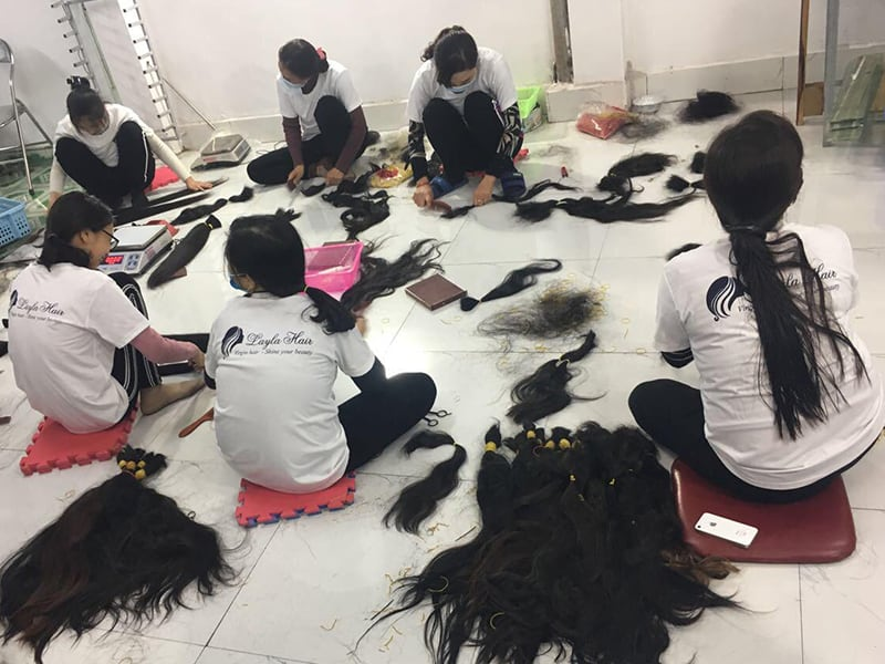 Raw Cambodian Hair Vendors | Starting Hair Business With Minimum Money