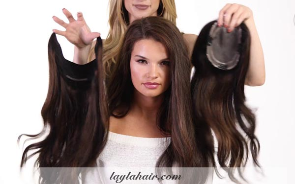 Laylahair-best-human-hair-toppers-for-thinning-hair