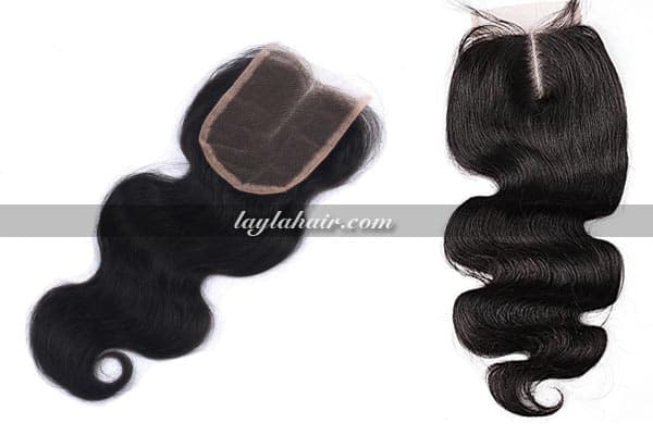 swiss lace closure vietnamese-cambodian hair-layla