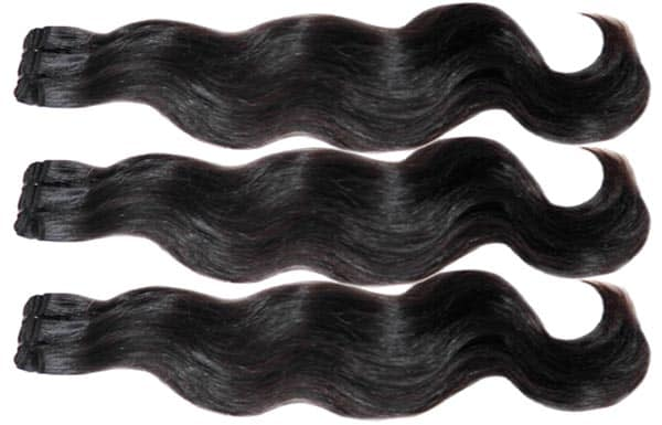 Virgin Cambodian hair Bundles
