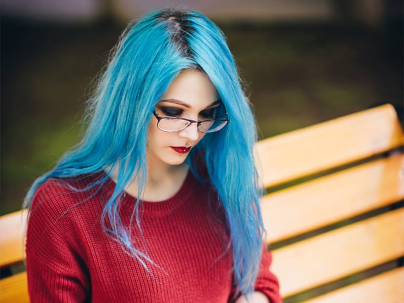 The Best Blue Black Hair Dye Essential Guide | 2019 Updated Version