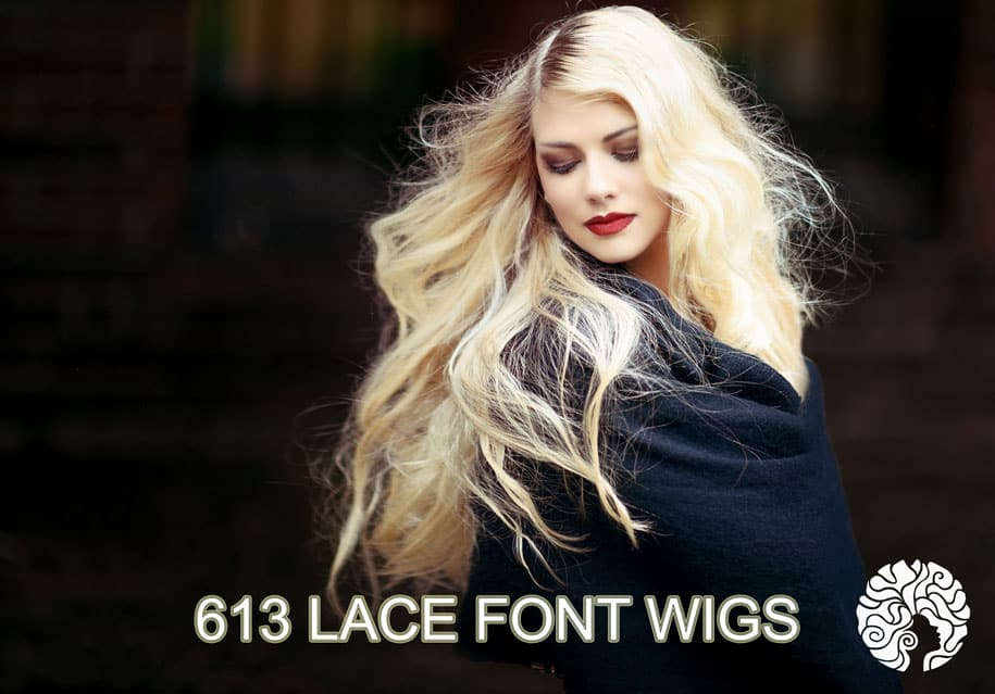 What are 613 lace front wigs?