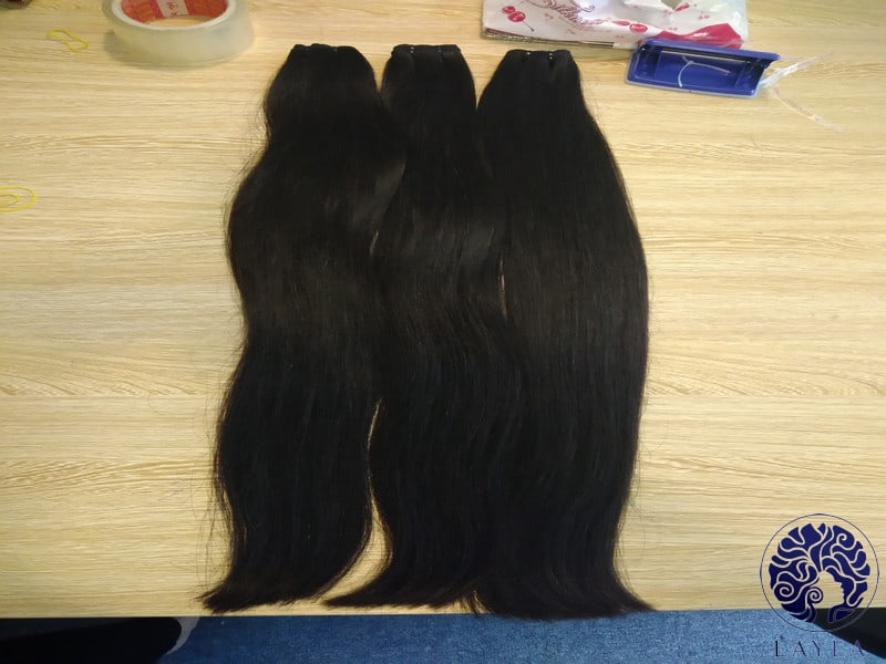 16 Inches Curly Weave Cambodian Hair