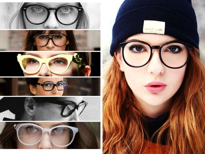 Top 5 Tips To Select Perfect Hairstyles For Round Faces With Glasses