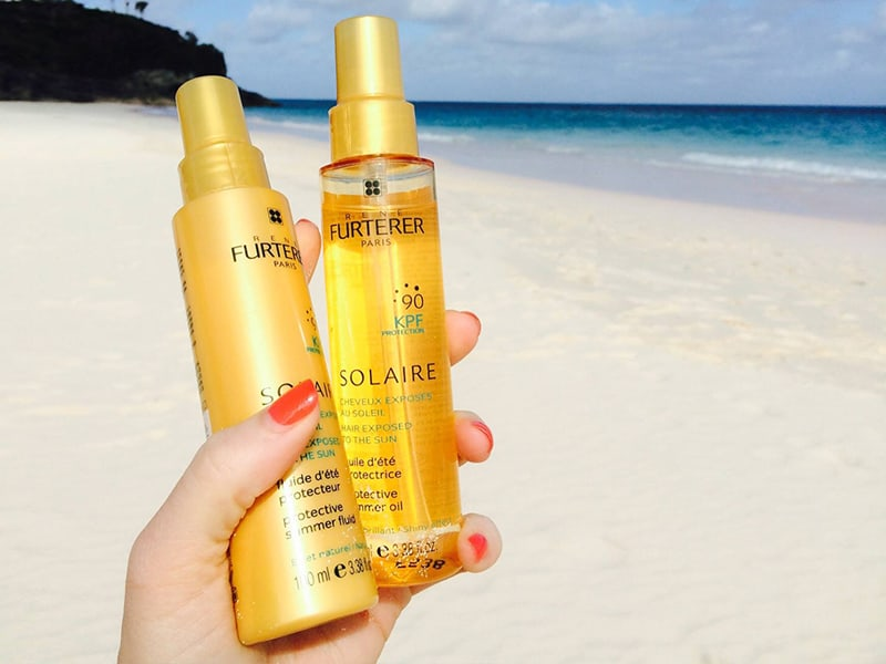 Top 10 Best Sun Protection Hair Products You Need For Summer 2019
