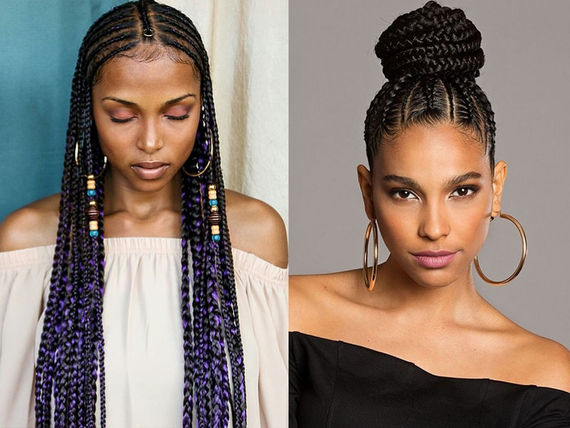 Low Ponytail Hairstyles For 2019: 4 Hair Inspirations For You