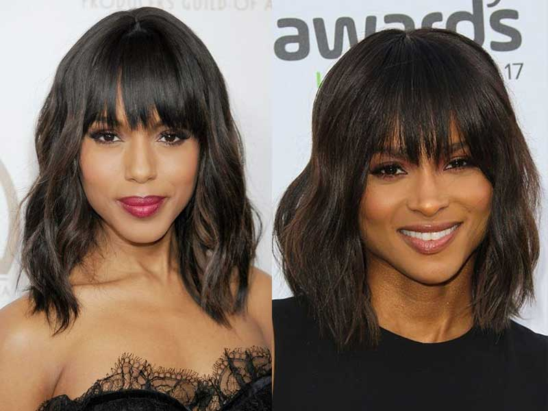 Top 8 African American Hairstyles With Bangs That Will Turn Heads!
