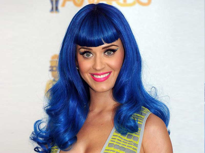 [Collection] A retrospective of Katy Perry Rainbow Hair