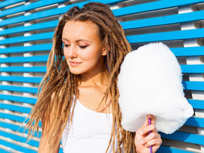 15+ Amazing Ideas On White Girl Dreadlock Hairstyles