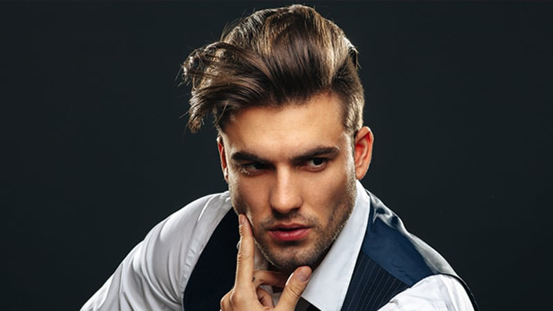 How To Add Volume To Hair Mens - The Key To Success