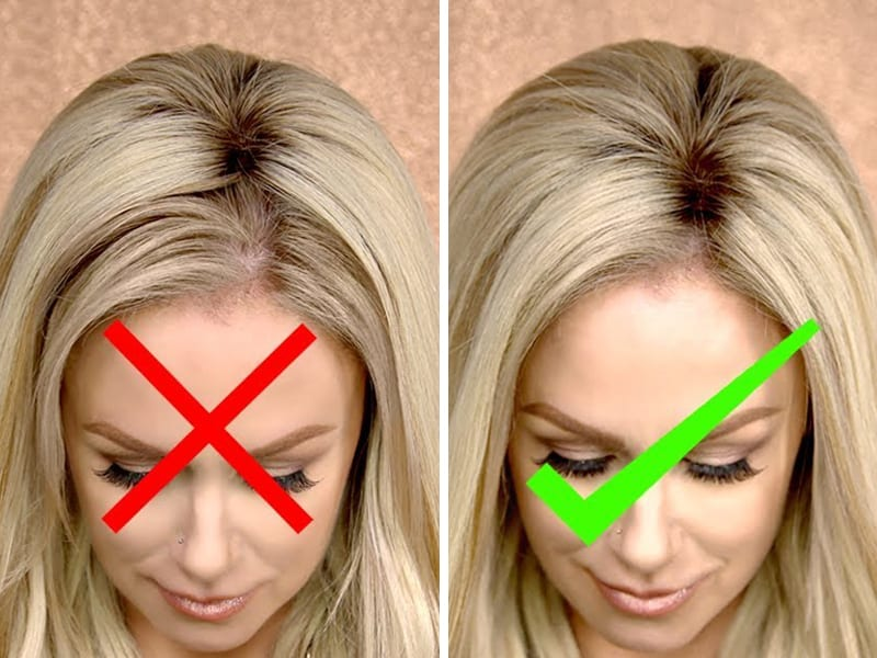 [Exclusive Guide] How To Blend Hair Topper   Attach Topper Extensions Seamlessly
