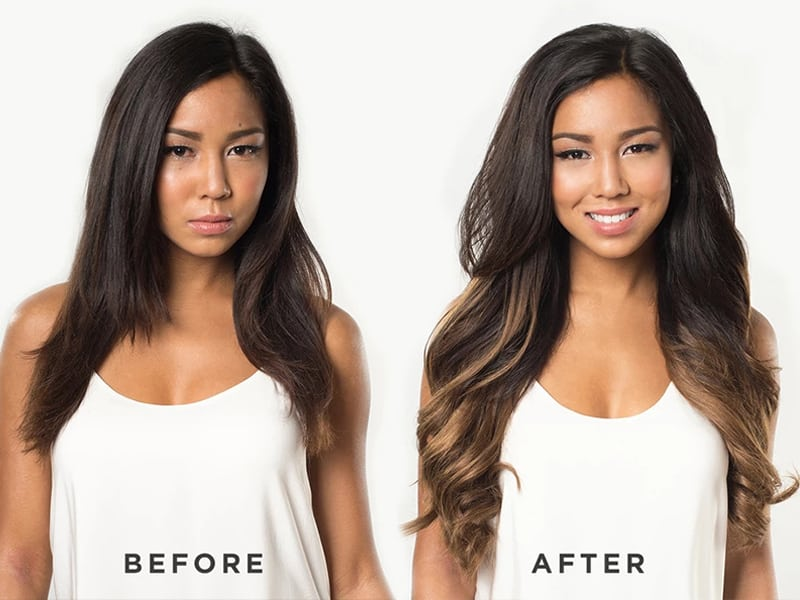 Top 9 Insider's Tricks On How To Blend Hair Extensions