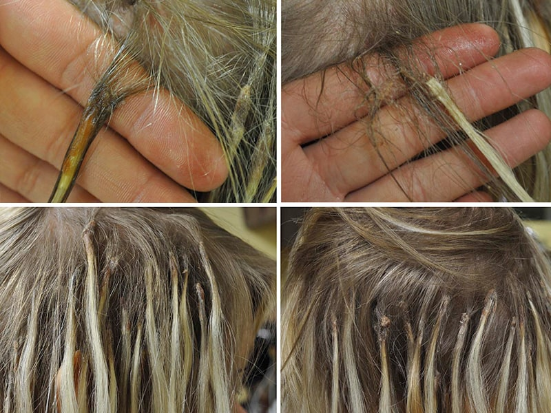 How To Revive Human Hair Extensions? | Hair Extension Treatment