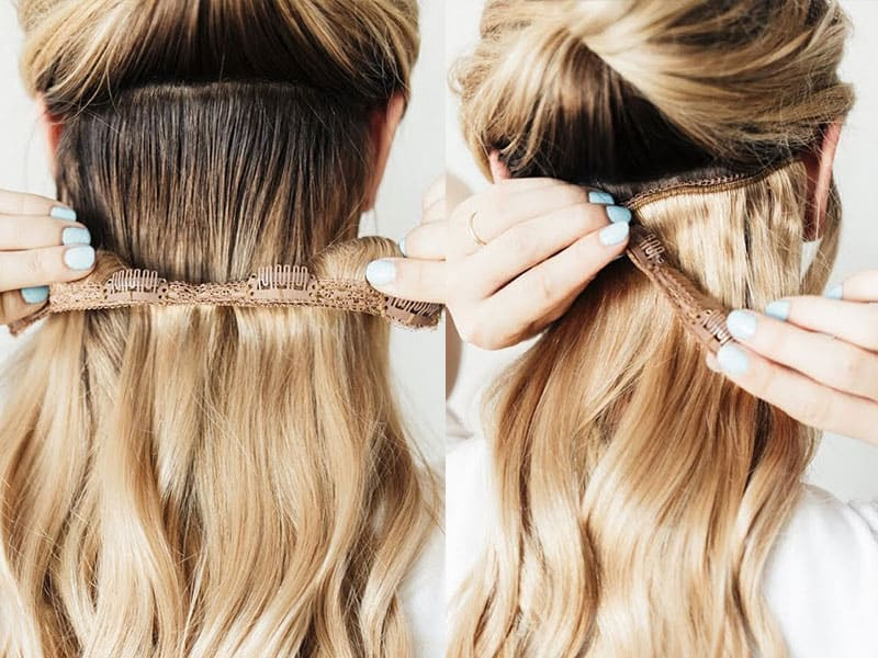 Clip In Hair Extensions Pros And Cons