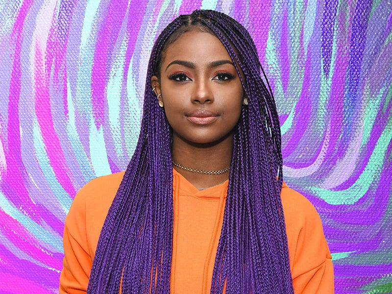 These Appealing Colors For Dying Extensions Will Be Huge This Year!