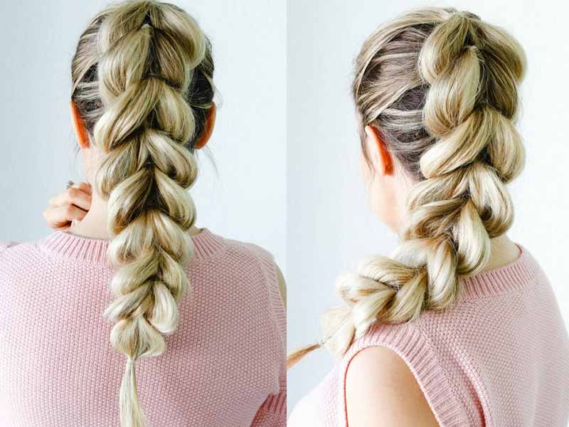 How To Braid Hair With Extensions: 3 Easy Yet Eye-Catching Styles!