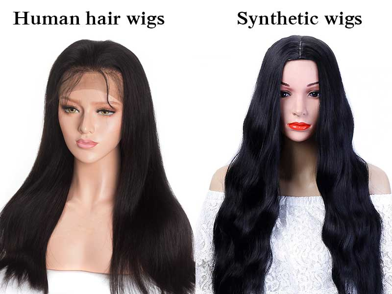 6 Types Of Wigs: Different Ways To Look At!