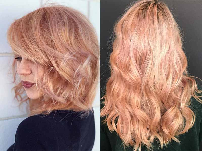 8 Incredible Christmas Hair Color Everyone Will Be Wanting This Holiday