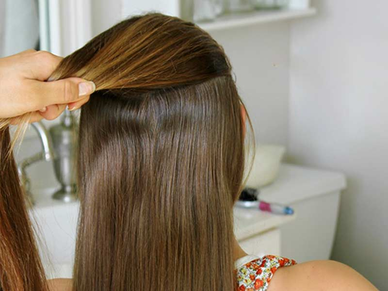 The Detailed Guide On How To Wear Stitched Tape Hair Extensions