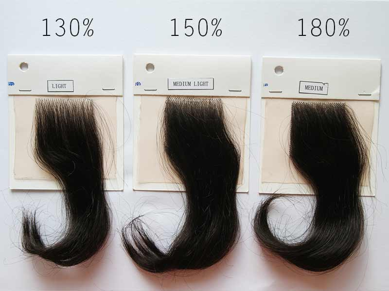 Is 180% Density Good For A Wig? It Is Not Always Good!