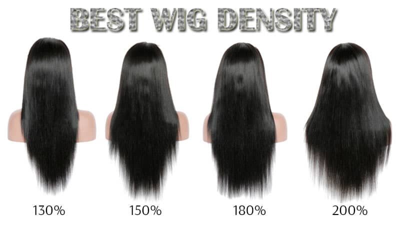 What Is The Best Wig Density? Lessons Learned From The Pros