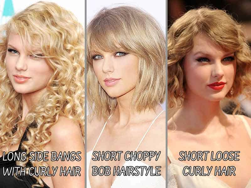 7 Best Taylor Swift Curly Hair Inspiration To Make You Feel Like Princess