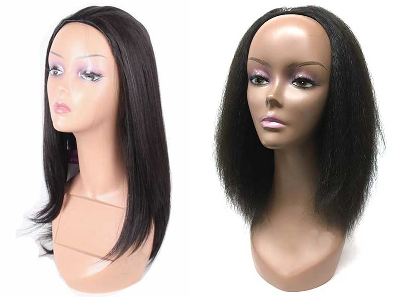 Hair Topper Vs Half Wig - They Are Different!