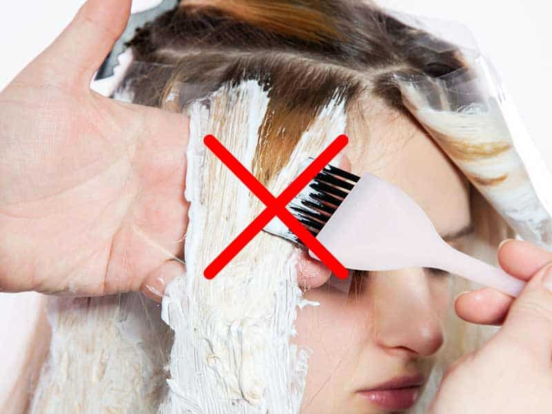 How To Get White Hair Without Bleach - Our Exclusive Guide