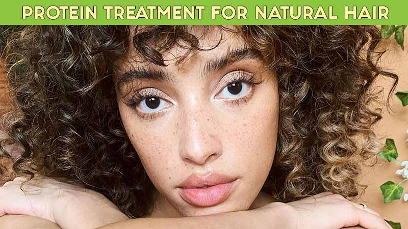 Heard Of The Protein Treatment For Natural Hair? Here It Is