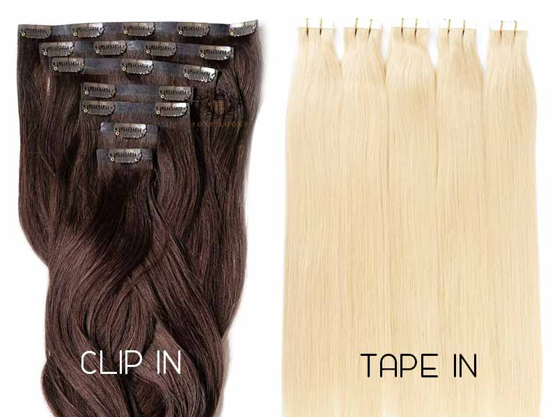 Find Hair Extensions That Don't Damage Hair? Here It Is!