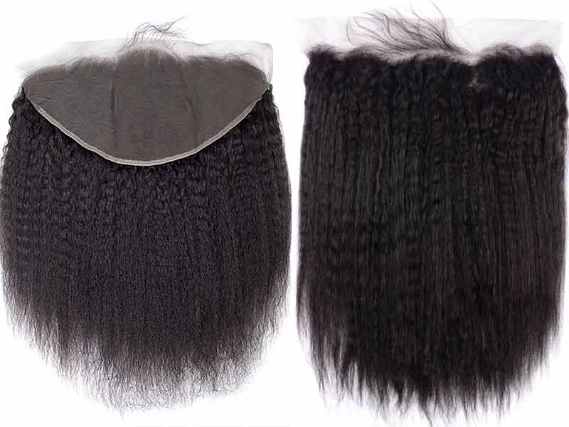 Picture Your Kinky Hair Closure On Top. Read This And Make It So