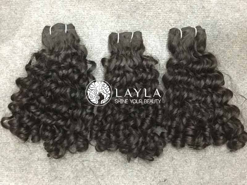 4 Reasons Why Virgin Indian Curly Hair Is The Best For Your Hairpieces