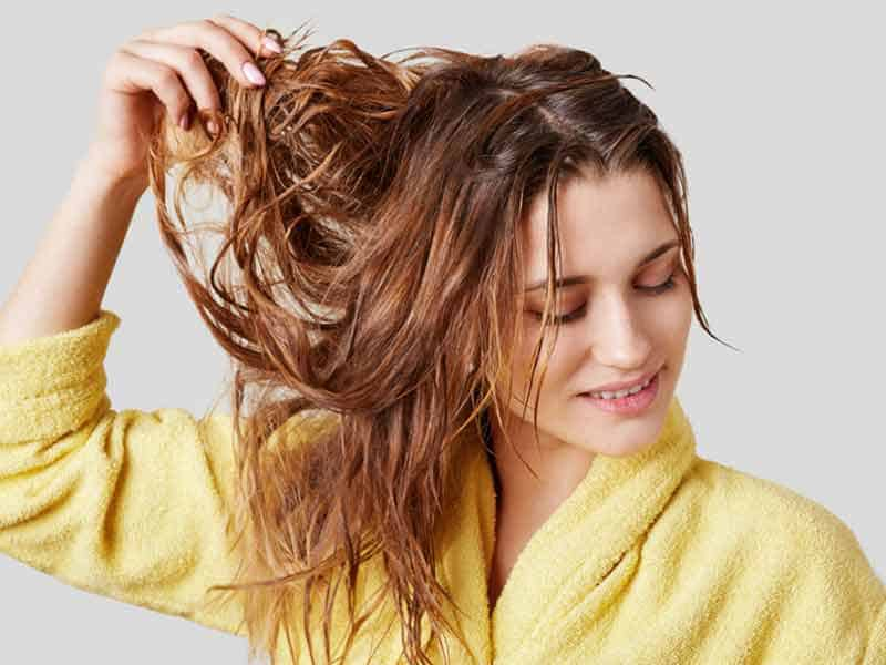 How To Air Dry Your Hair Fast?